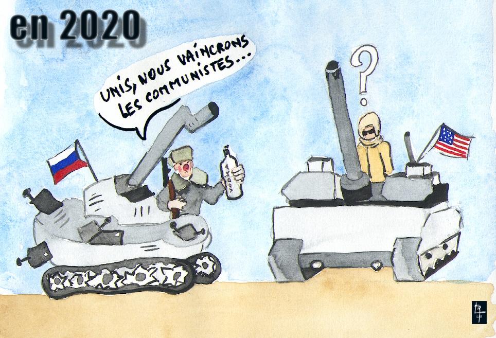 L'OTAN sans frontières