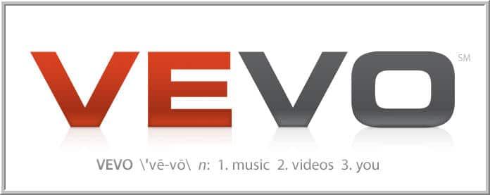 Evenement mondial:Google et Universal lance VEVO