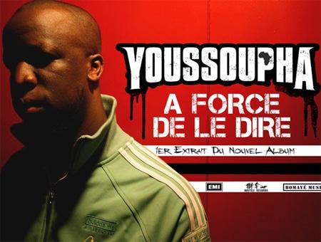 Eric Zemmour vs Youssoupha…