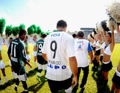 RONALDO : Il Fenomeno veut retrouver la Seleçao !