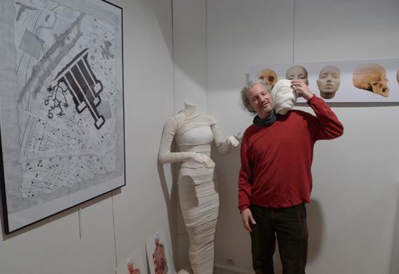L'art-chéologie au jasmin chez Marassa Trois