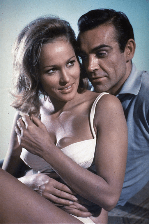 Vieilles Gloires dorées : Andress & Connery ? Yes doctor !