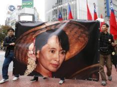 Aung San Suu Kyi sera-t-elle un jour LIBRE…