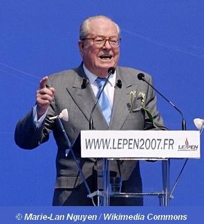 Parlement européen: la phobie de Le Pen