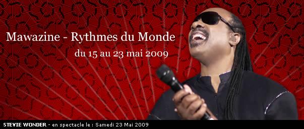 MAWAZINE 8eme festival des rythmes du monde au Maroc dès ce soir 20H
