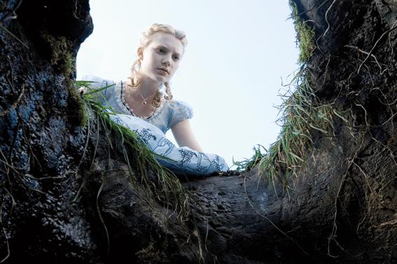Jeune Gloire dorée : Mia Wasikowska…
