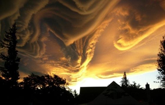 Un nouveau nuage dans le ciel