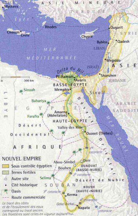 La nuit du Pharaon – Annexes