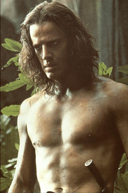 Vieilles gloires dorées : Christophe « Tarzan » Lambert