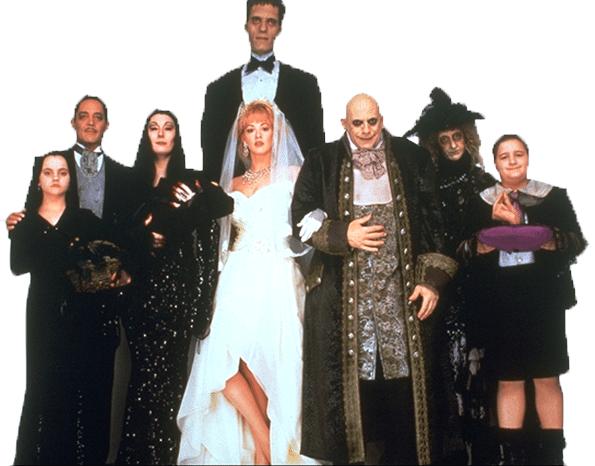 Vieilles Gloires dorées : la Famille Addams