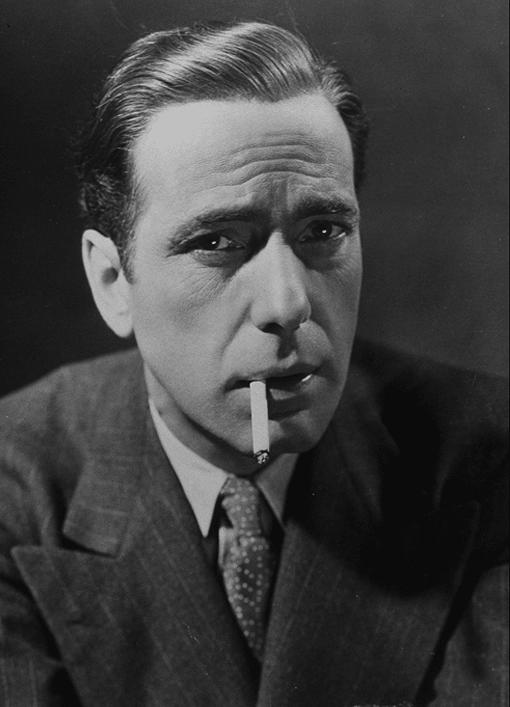 Vieilles gloires dorées : Humphrey Bogart