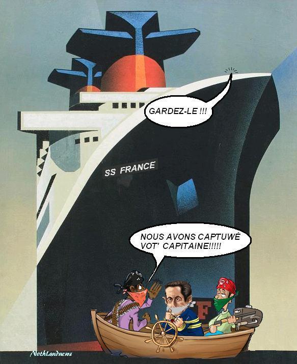 Les pirates sévissent toujours