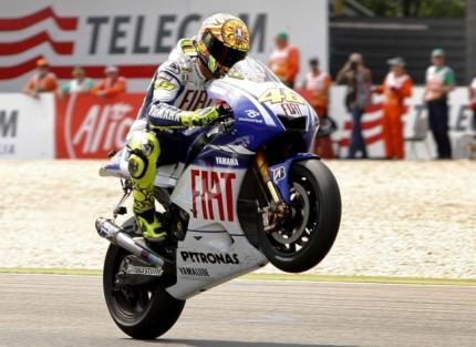 ASSEN: la centième victoire de Valentino Rossi !!