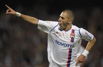 Karim Benzema rejoint le Real de Madrid