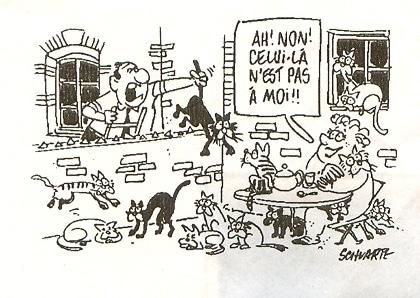 message à ceux qui refusent de stériliser leurs animaux !!!