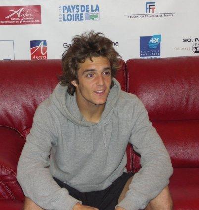 Le jeune tennisman Mathieu Montcourt victime d'un infarctus !