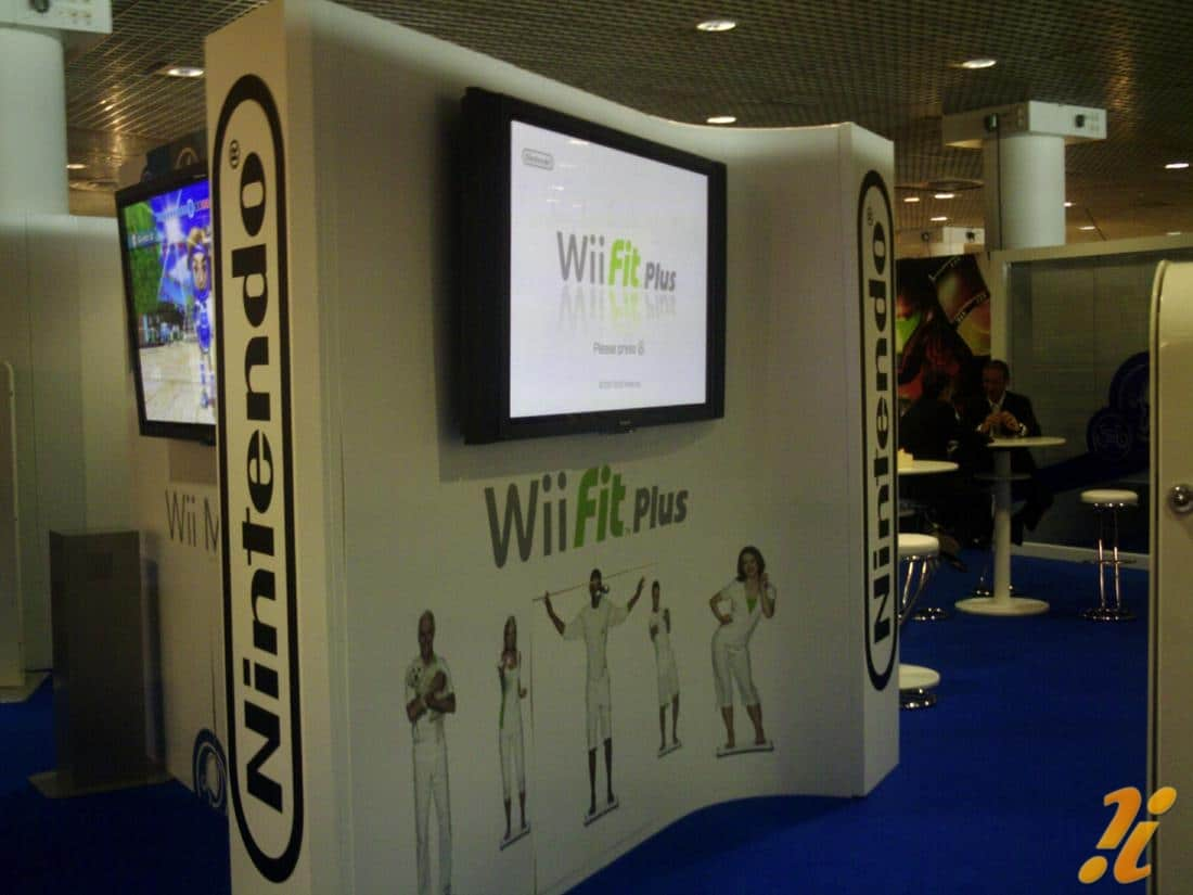 IDEF 2009 – Nintendo : Wii Sports 2, Wii Fit Plus et New Super Mario Wii