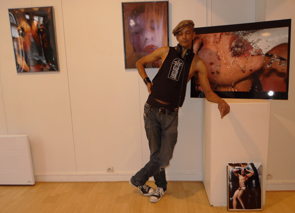 Yvan Garçon expose chez MarassaTrois