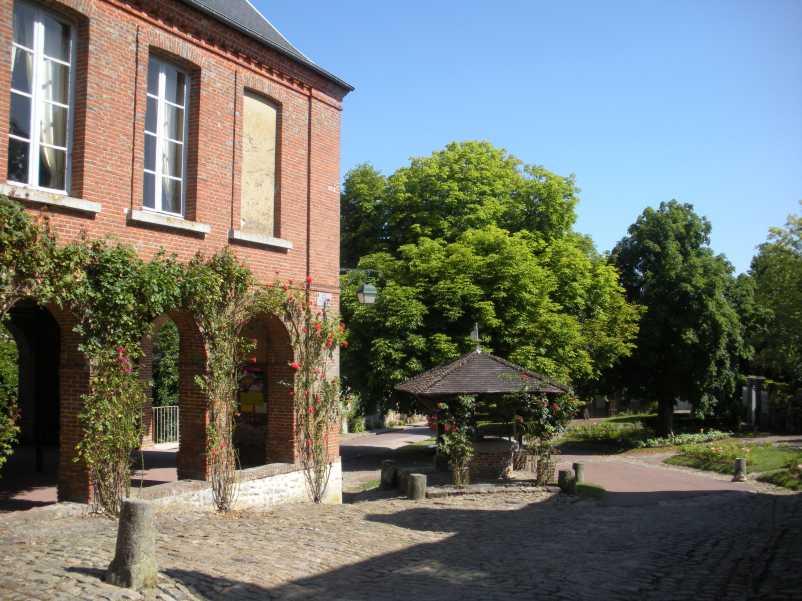 Un des plus beaux villages de France: GERBEROY