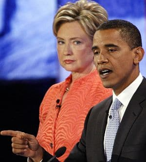Hillary Clinton pète les plombs en Afrique