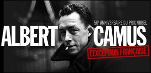 Il y a 50 ans … mort d'Albert Camus