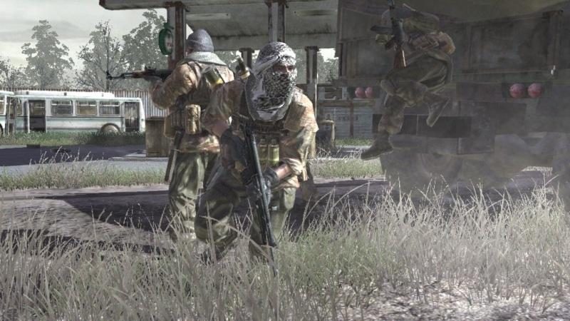 Call Of Duty Modern Warfare 1 et 2 sortiront sur Wii et DS le 10 Novembre