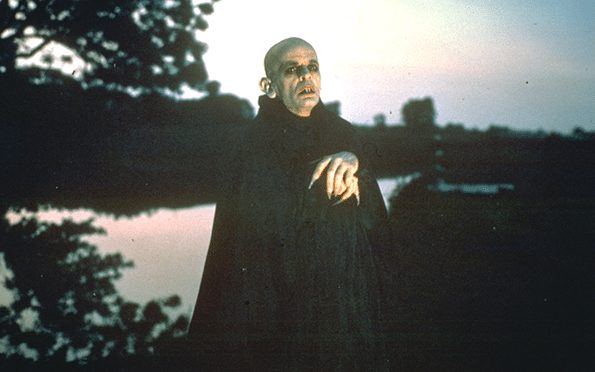 Vieilles Gloires dorées : Nosferatu