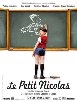 Le Petit NICOLAS, fait du CINEMA !!