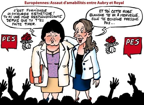 Congrès de Reims: les coulisses d'une magouille électorale