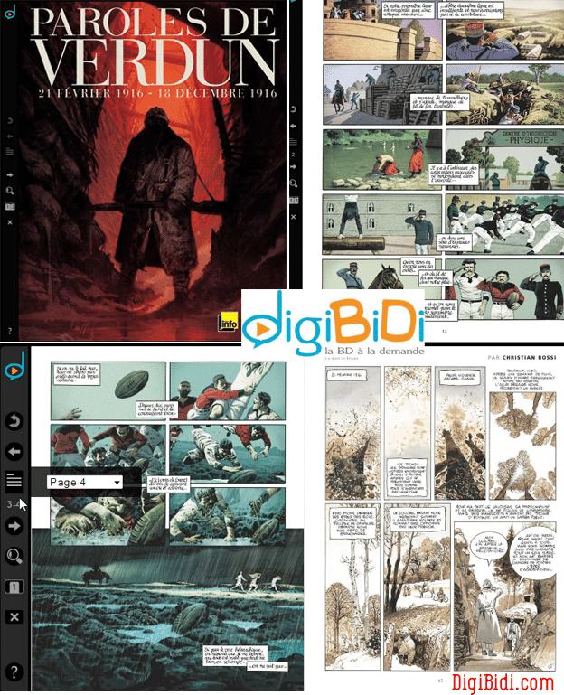 DigiBiDi : feuilleter (et acheter) la BD en ligne…