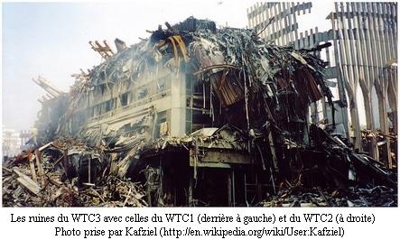 Ces juifs qui ne sont pas morts le 11 septembre