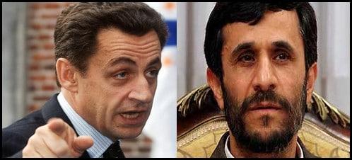 IRAN : Clotilde Reiss, un échange de prisonnier réfuté par Nicolas Sarkozy !!