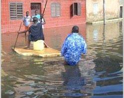 Afrique de l'Ouest: l'Union Européenne aux secours des victimes