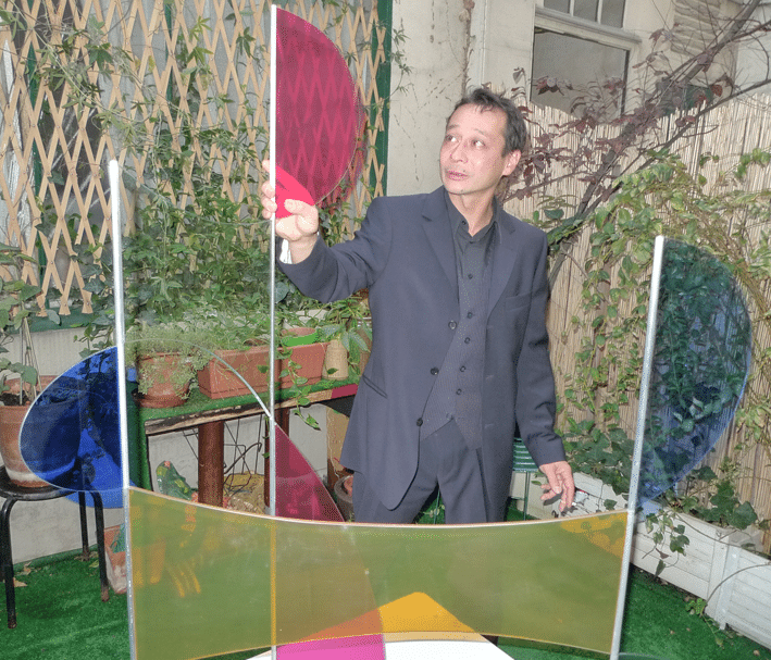 Kito prismatique chez Dorothy Polley (Dorothy's Gallery)