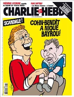 Fredéric Mitterrand; se faire trainer dans la boue par le FN est un honneur !