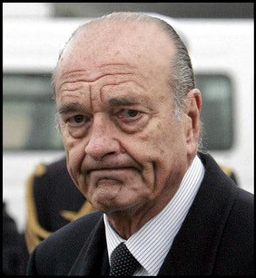 Jacques Chirac  s'emmerde ? :  Plus pour longtemps  !!