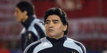Maradona  pourrait être sanctionné par la FIFA pour propos injurieux !