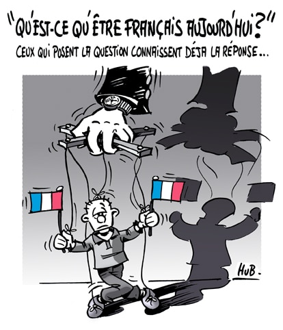 Etre français aujourd'hui…