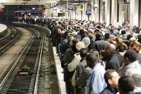 20 Octobre : Quand la SNCF prend les USAGERS en OTAGES !!