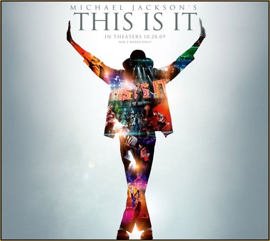 Michael Jackson – THIS IS IT – Le concert des Fans !