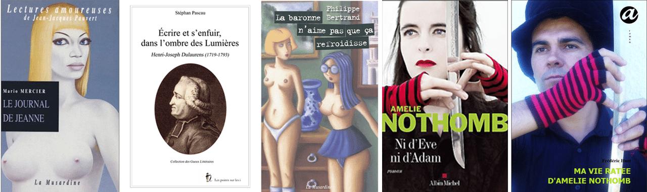 Lectures en vrac… Ma chronique ratée d'Amélie Duchêne