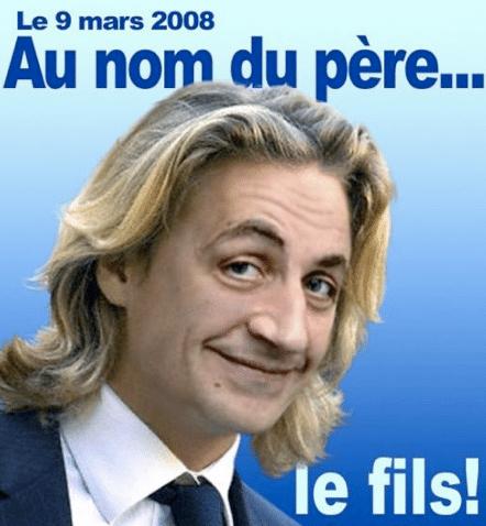 Jean Sarkozy : Ou l'Archétype du «Fils à Papa» !!
