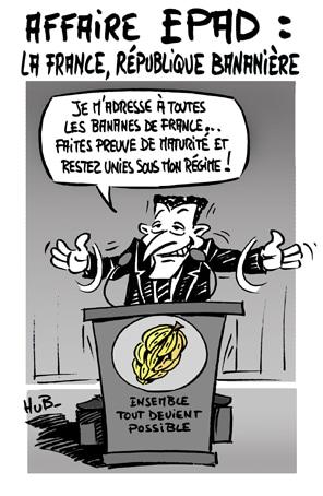 La France, république bananière (?)