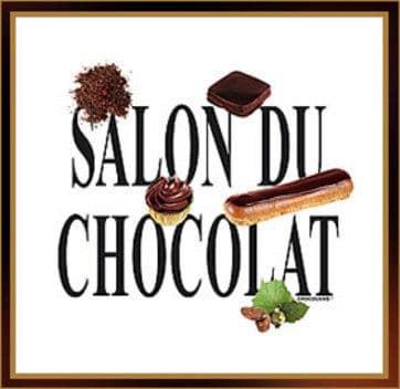 Le 15 ème salon du chocolat vient d'ouvrir ses portes à Paris.