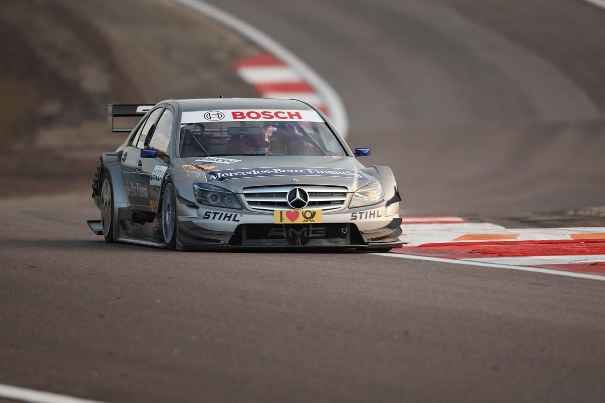 DTM Week-end à Dijon Prenois : Spengler en Pole Position