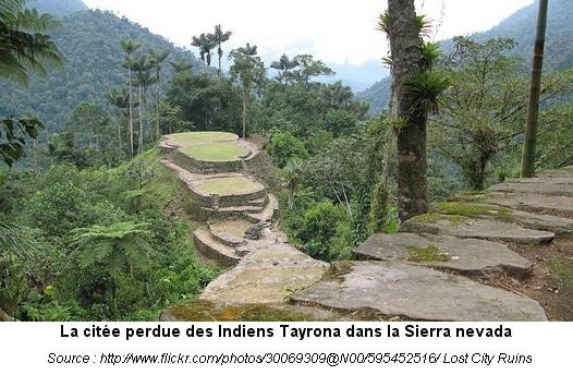 Les Indiens répondent aux FARC