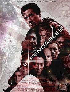 Tous les gros bras d'Hollywood à l'affiche de the Expendables