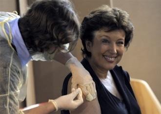 Journée de vaccination contre la grippe A pour les français