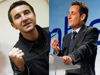 BESANCENOT : «L'idiot» Utile de Nicolas Sarkozy