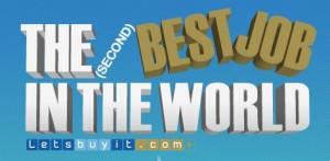 Allez- vous décrocher le (second) meilleur job du monde ?